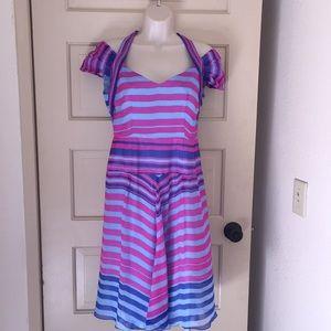 Nanette Lepore Striped Dress